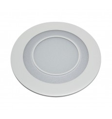 Panel Led SLIM Empotrable 18W - 20 mm 2 Colores a la vez