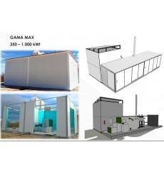 CENTRAL DE BIOMASA PORTATIL MAX 350-1000 KW